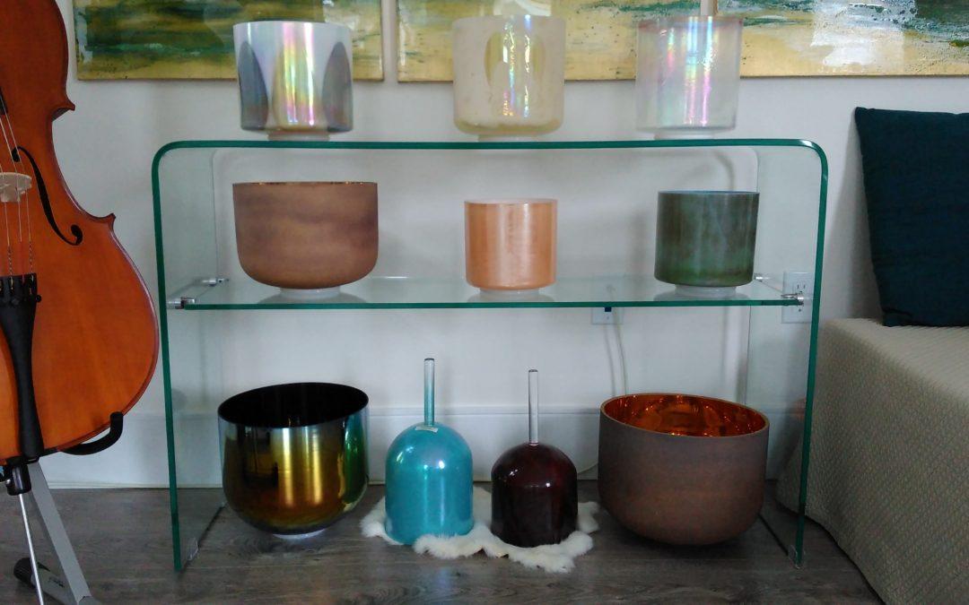 Chakra Sound Bath with Organic Essential Oils